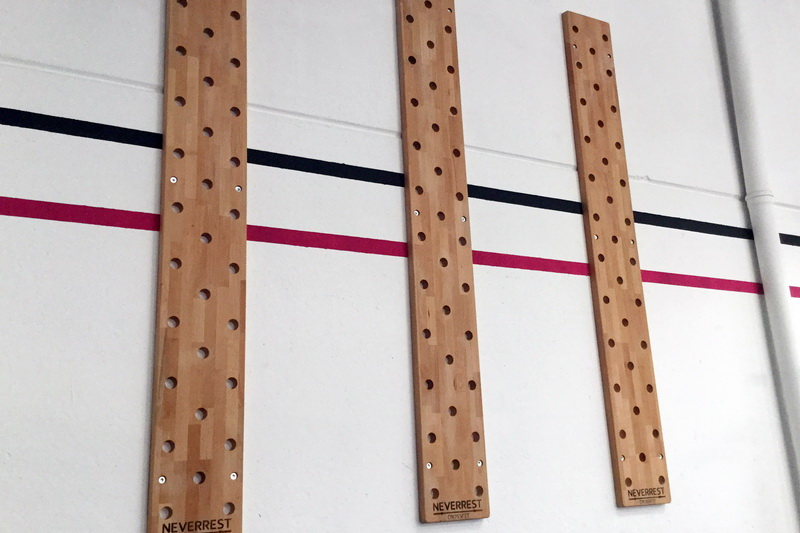 CrossFit Peg Boards